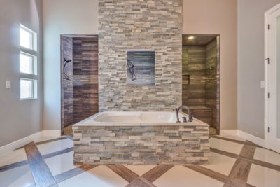 Custom Bath and Shower New Home El Paso