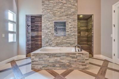 Custom Bath and Shower New Home El Paso