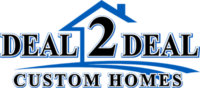 Deal 2 Deal Custom Homes Logo